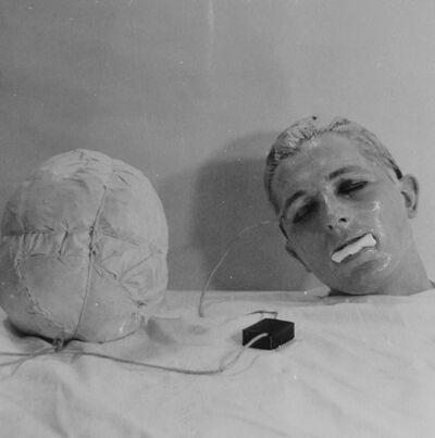 Rudolf Schwarzkogler, '4. Aktion', 1965