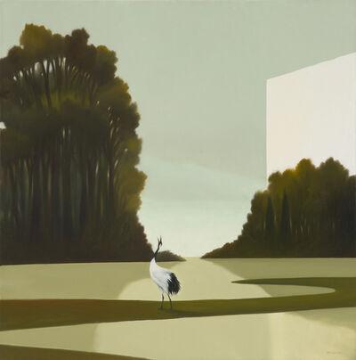 Cesare Reggiani, 'Foresta del canto', 2016