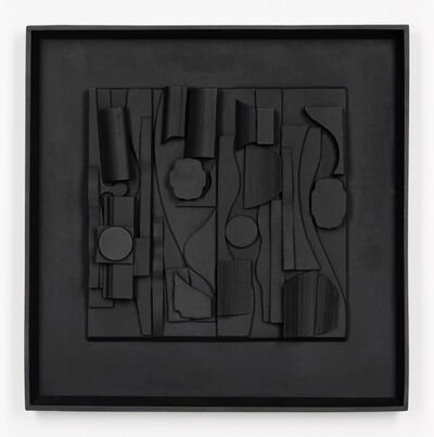 Louise Nevelson, 'Symphony Three', 1974