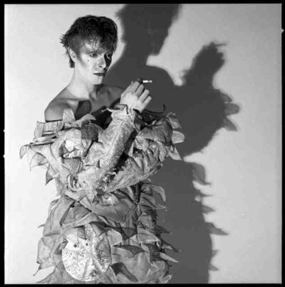 Brian Duffy, 'David Bowie: Scary Monsters (& Super Creeps), Smoking with Shadow', 1980
