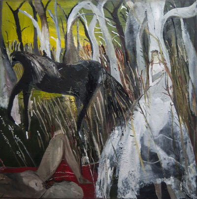 Melissa Kime, 'The Hunt in the Forest', 2019