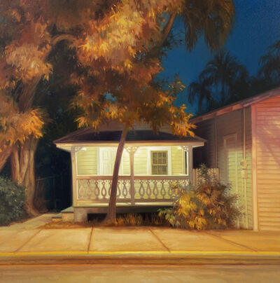Sarah Williams, 'Amelia Street', 2020