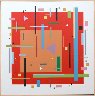 Burton Kramer, 'Bourée 2a4a', 2007