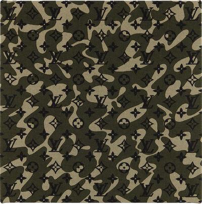 Takashi Murakami, 'Monogramouflage Treillis', 2008