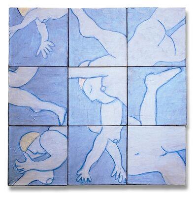 Susan Weil, 'Swimmers', 2012