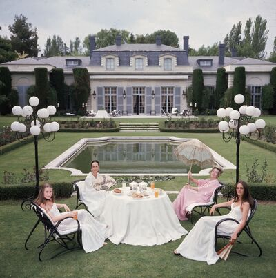 Slim Aarons, 'The Romanones, limited edition print', 1976