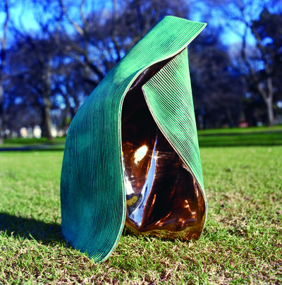 Andrew Rogers, 'Folded 3', 2003