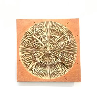 Hideaki Yamamoto, 'Flash 2020 (orange)', 2020