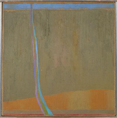 Stanley Boxer, 'Lafayette Tears', 1972