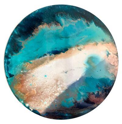 Marina Gadea, 'Brass Blue', 2019