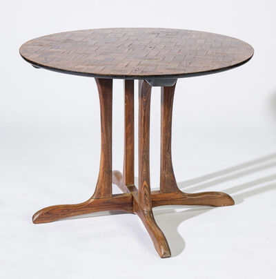 Don Shoemaker, 'Mesa Redonda Dining Table', 20th Century