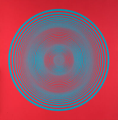 Francis Celentano, 'Elliptical Series C', 1968