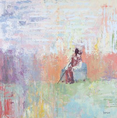 Laprise, 'Le vieux qui attend', 2014
