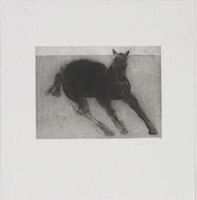 Gwendolyn Knight, 'Running Horse', 1999