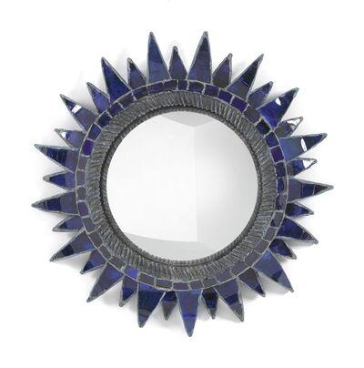 "Line Vautrin, '""Soleil À Pointes"" Mirror, Model No. 2', circa 1955"
