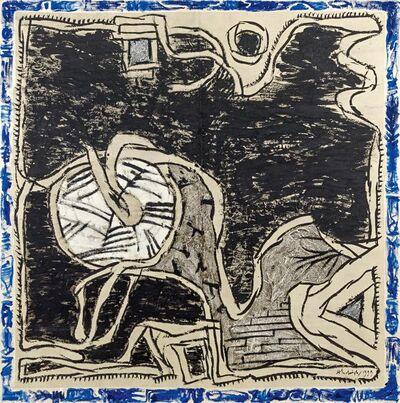 Pierre Alechinsky, 'L'OEIL DU PUITS', 1999