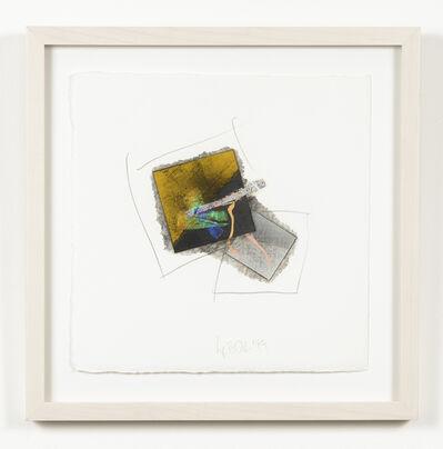 Larry Bell, 'Fraction 4898', 1999