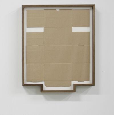 Irma Álvarez-Laviada, 'S.T. (Modalidades de lo Visible) I', 2016