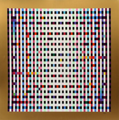 Yaacov Agam, 'Untitled 8', 1979