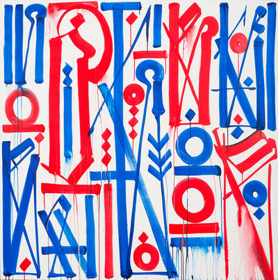 RETNA, 'Untitled ', 2014