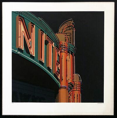 Robert Cottingham, 'NITE', 2009