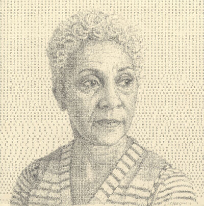 Leslie Nichols, 'Alice (Terrel 1904)', 2016