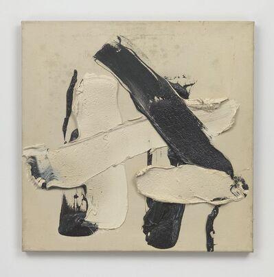 Zhu Jinshi, 'Black and White 5', 1990