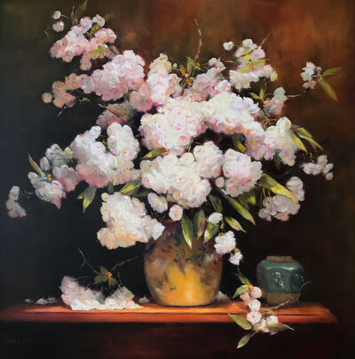Jacqueline Fowler, 'Cherry Blossom in Warm Light'