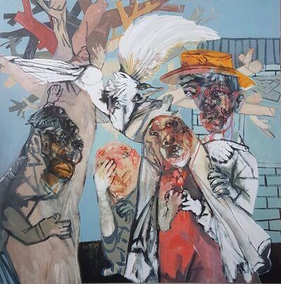 Sergio Moscona, 'Four promises', 2014