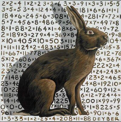 Robert Deyber, 'Rabbits Multiply V', 2016