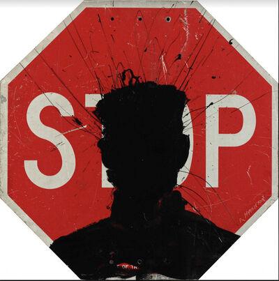 Richard Hambleton, 'Stop Sign ', 2018