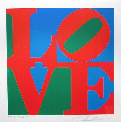 Robert Indiana, ' The American Dream (Love)', 1996