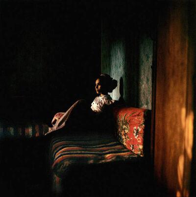 Denis Dailleux, 'Jeune fille dans un village près du Caire', 1996