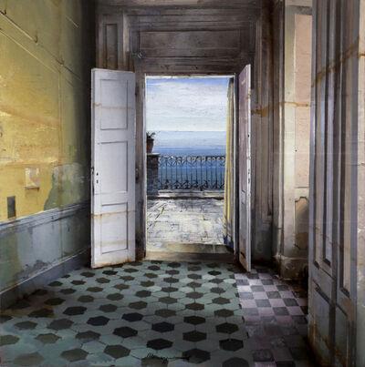 Matteo Massagrande, 'Stanza Gialla', 2019