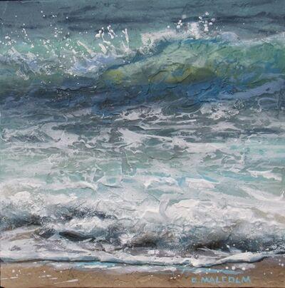 Carole Malcolm, 'Shoreline Study 07019', 2019