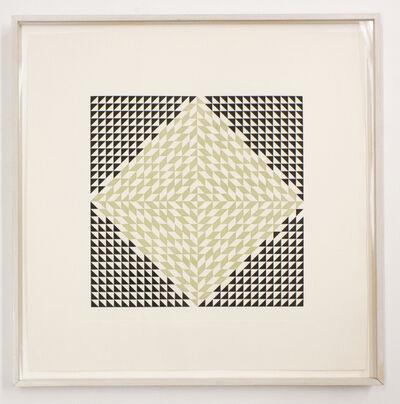 Anni Albers, 'Second Movement V', 1978
