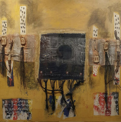 Hamed Ouattara, 'Untitled', 2003