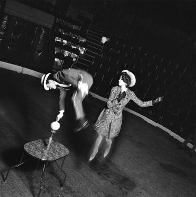 Melvin Sokolsky, 'Fly Unis, Paris', 1965