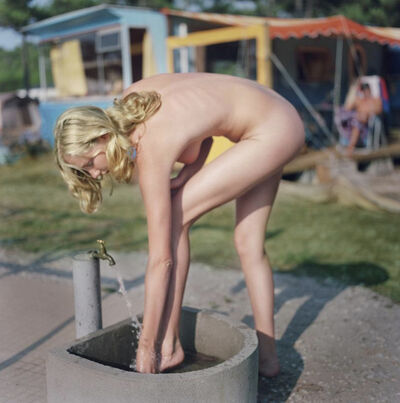 Mona Kuhn, 'Bather', 2005