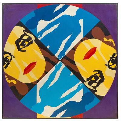 Décio Noviello, 'Untitled (Circular composition)', 1969