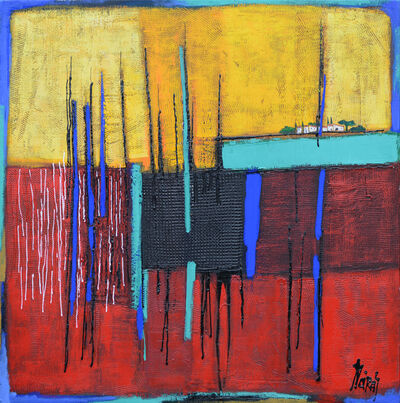 Moiras Jean, 'Séguret', 2015