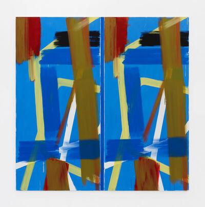 Bernard Piffaretti, 'Untitled', 2012