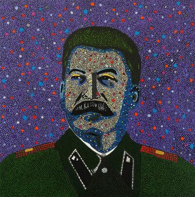 Philip Tsiaras, 'Lavender Stalin', 2019