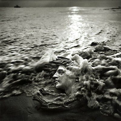 Arthur Tress, 'Claire de Lune, Breezy Point, NY', 1975