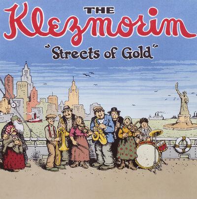 R. Crumb, 'Klezmorim', 2003