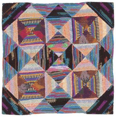Ottavio Missoni, 'Vintage Missoni Textile', ca. 1950