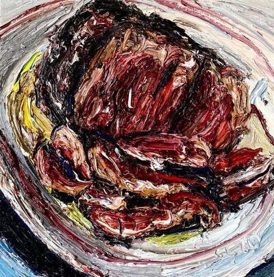 Christopher Lehmpfuhl, 'Saftiger Rinderbraten', 2020