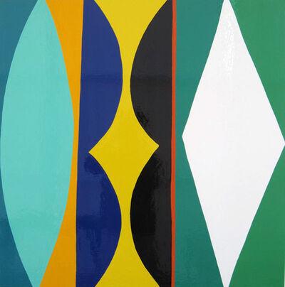 Kim MacConnel, '21 Dove', 2012