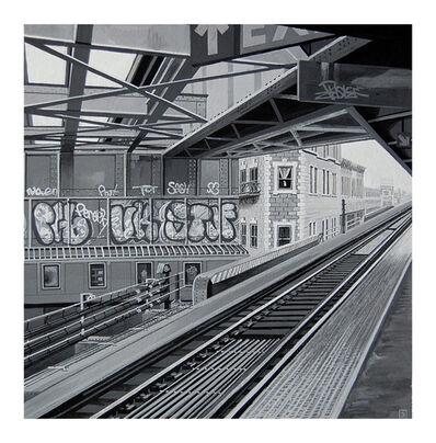 Jessica Hess, 'Grey City', 2014