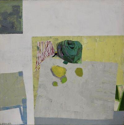 Gabriel Godard, 'Nature morte au chou', 1973